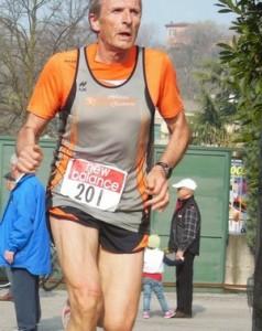 Zanardini Vincenzo in azione