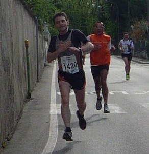 Massimo Rizzola al rientro