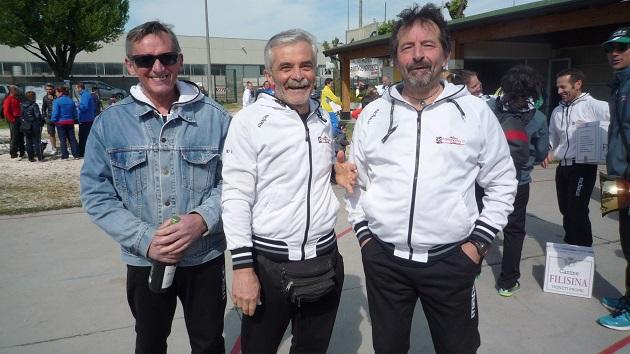 Renato, Rino e Paolo