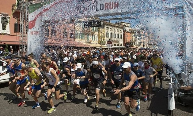 Wings For Live World Run_Verona