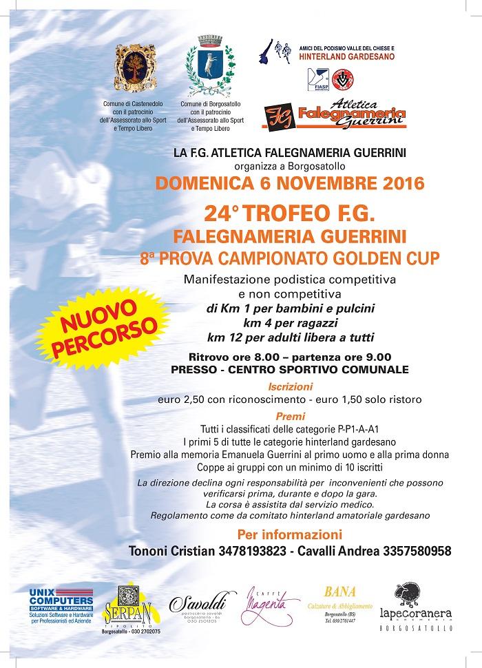 Volantino Gara Sociale 2016